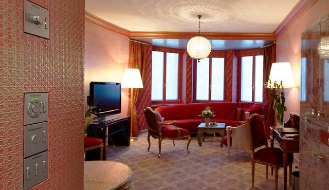 Hotelbeleuchtung licht f r hotel und wellness zumtobel for Innendesigner schweiz