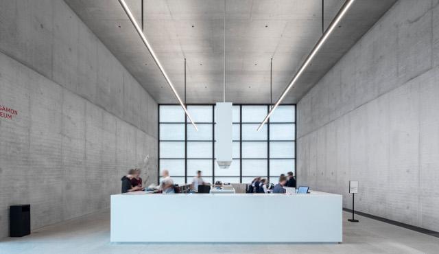 Museum lighting: light for art and culture Zumtobel
