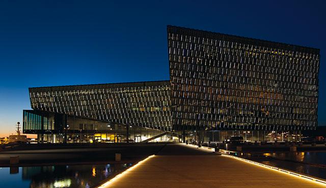 Led Fassaden Und Architektureleuchtung Zumtobel