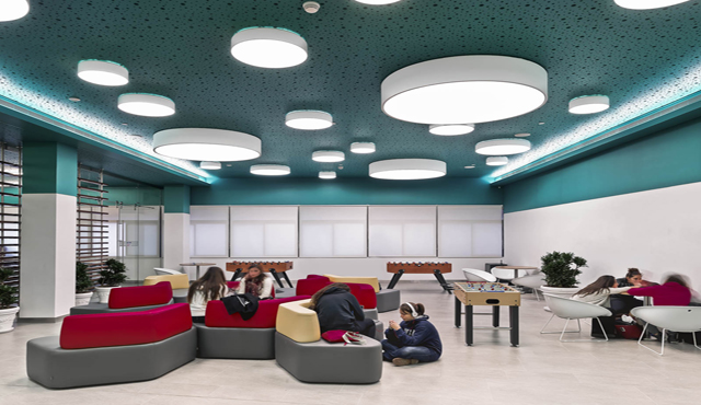 school lighting light for education and knowledge   zumtobel