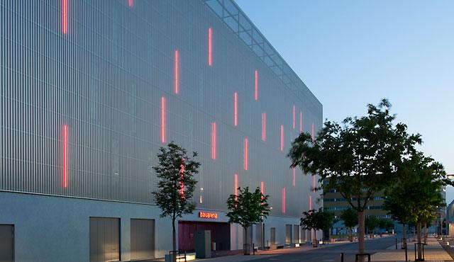 Facciate led e illuminazione architettonica zumtobel