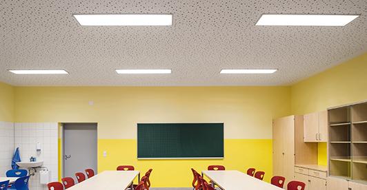 Classroom Lighting Design Standards ~ Zumtobel news