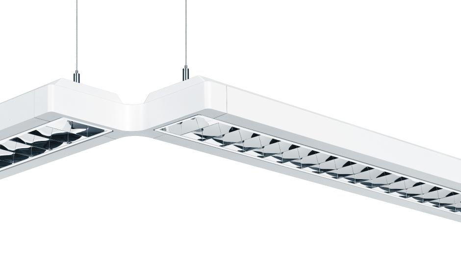 Luminaire suspendu pour bureaux: luminaire suspendu pour bureaux