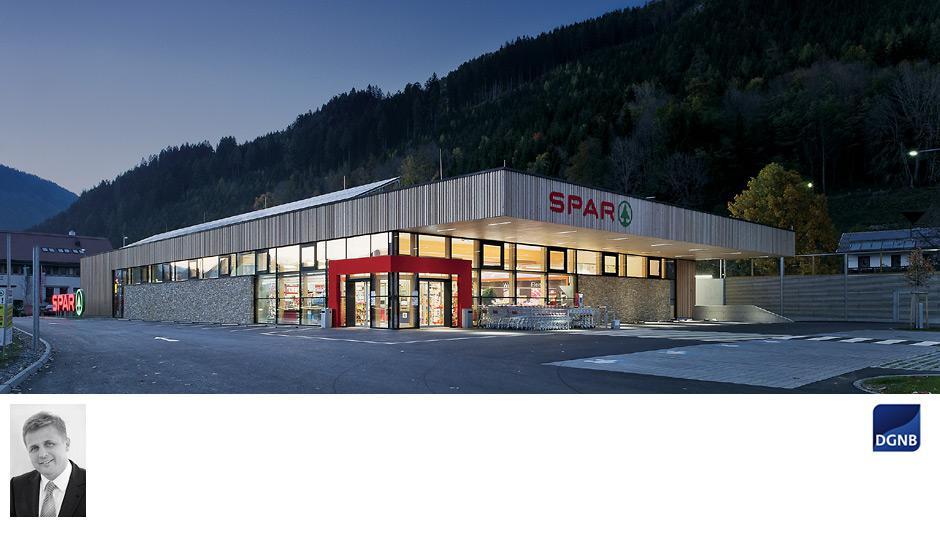 The role of light in environmental certification zumtobel for Certified building designer