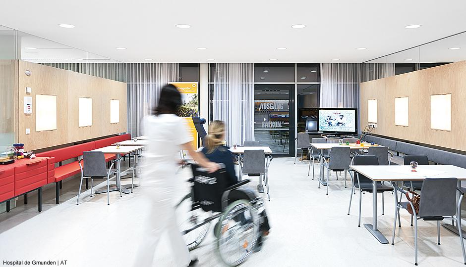 Resultado de imagen para hospitales zumtobel