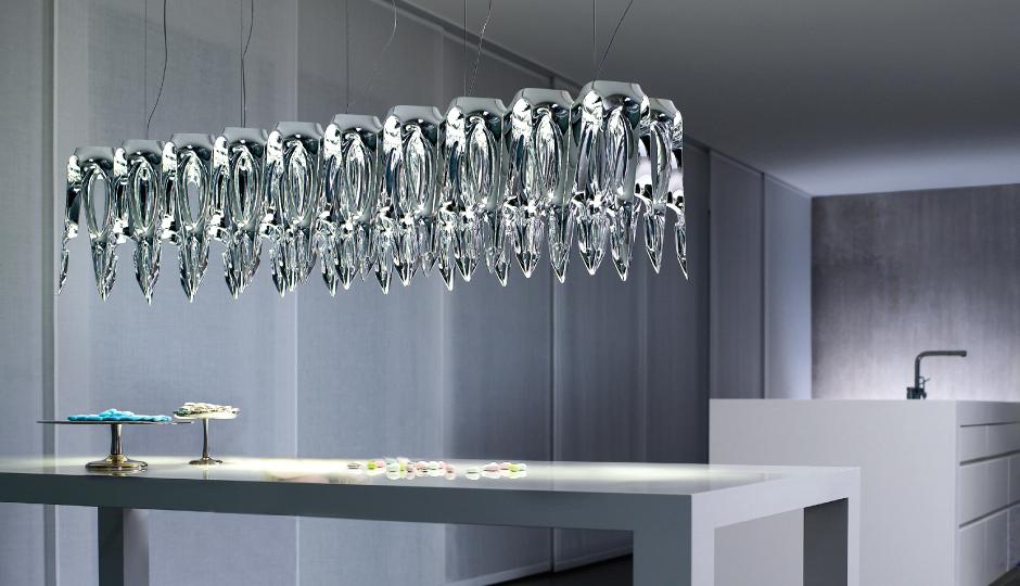 Lq Chandelier Decorative Pendant Luminaire Zumtobel