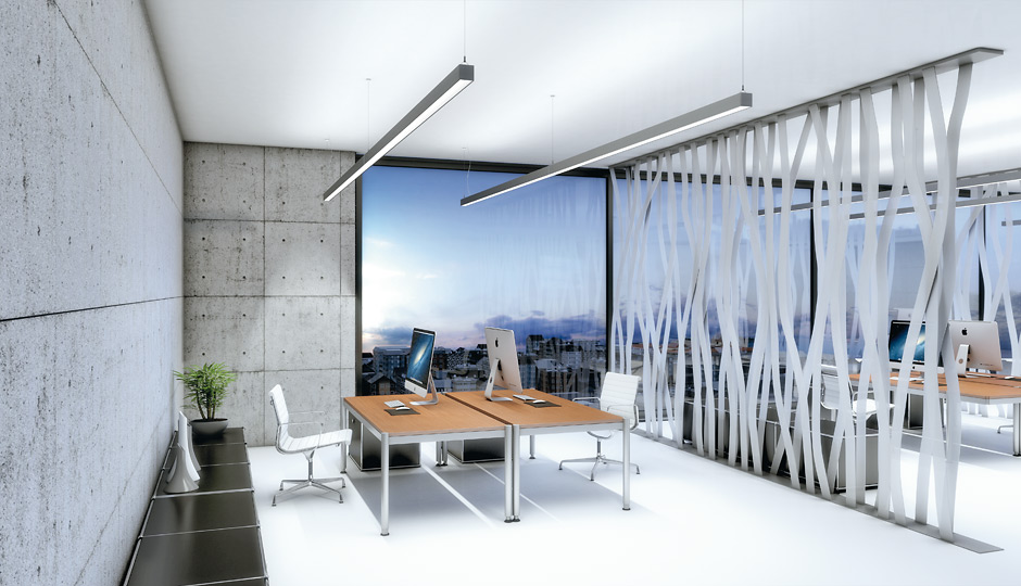 Woonkamer sets limburg : Indirect directe LED pendelarmatuur LINCOR ...