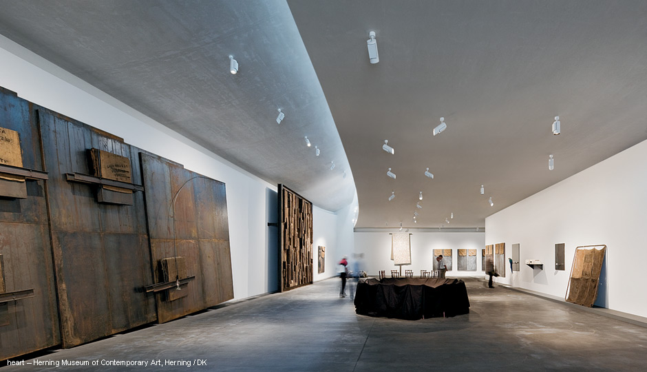 Museum Lighting Arcos Led Spotlight System Zumtobel
