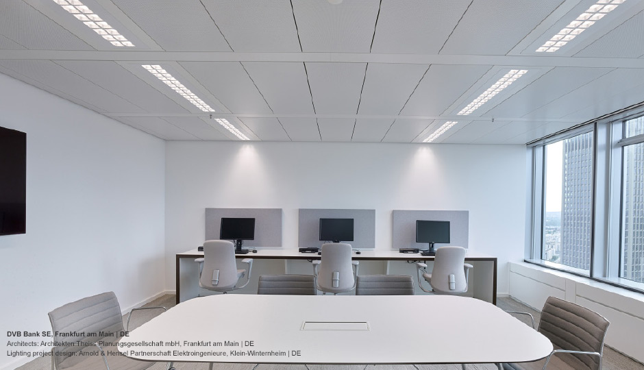 Plafoniera Incasso Led 60x60 : Apparecchi led mirel evolution zumtobel