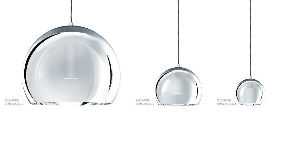 SCONFINE Decorative Pendant Luminaire Range