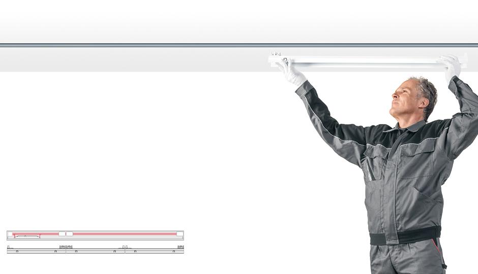 led light line slotlight infinity