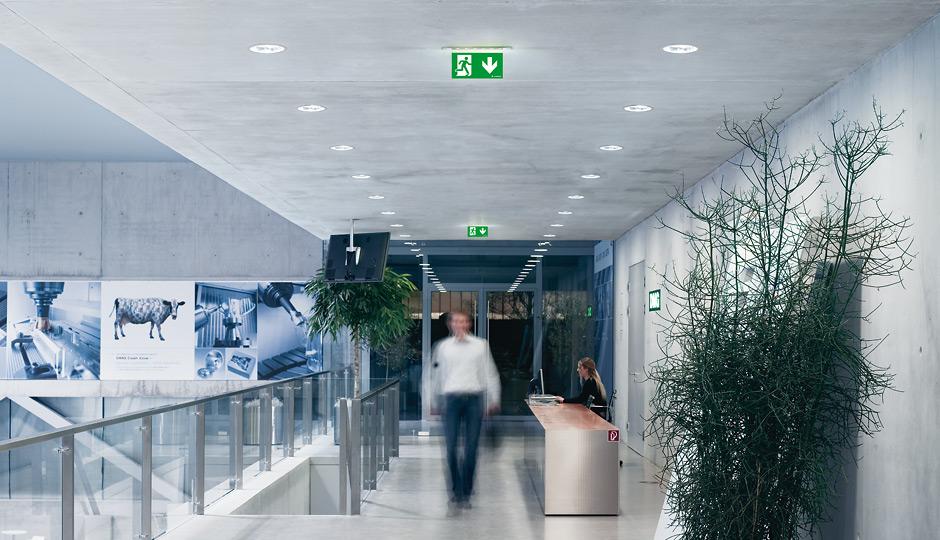 Onlite Central Central Emergency Lighting System Zumtobel