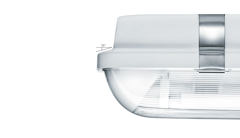 SCUBA IP65 LEDT16T26 Moisture proof Luminaire Zumtobel