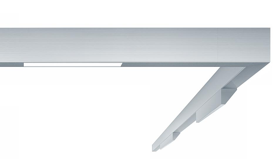 multifunktionales led lichtsystem supersystem zumtobel. Black Bedroom Furniture Sets. Home Design Ideas