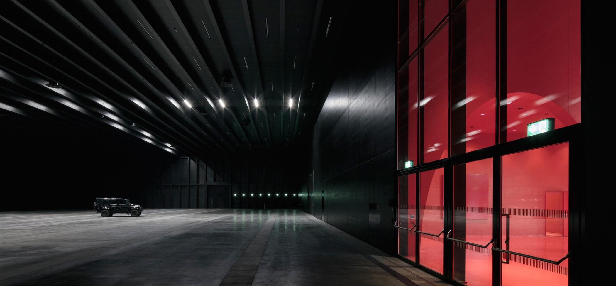 Beleuchtung für Industriehallen TREBLE LIGHT Special Lighting